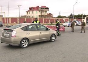 Postlardan geri qaytarılan avtomobillərin sayı açıqlandı
