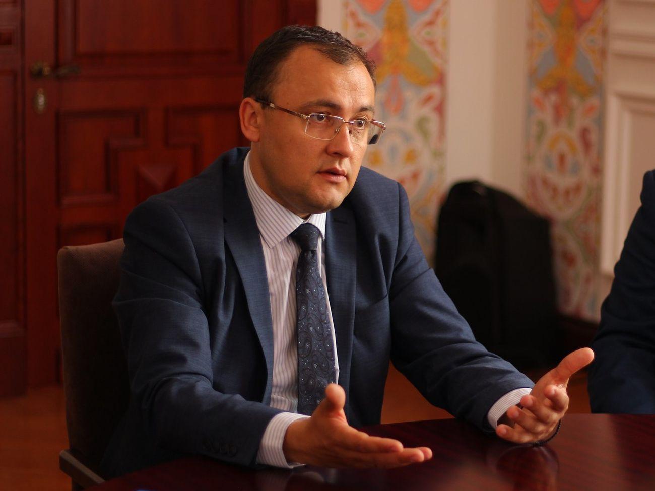 XİN başçısının müavini: Ukrayna-Azərbaycan münasibətlərinin inkişafı üçün yaxşı potensial var