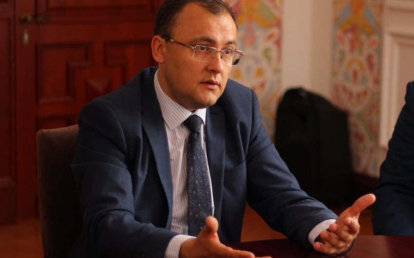 Vasily Bodnar: Ukrainian-Azerbaijani relations have high potential
