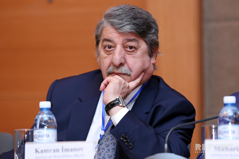 Kamran İmanov: Hay-erməni uydurmalarına ciddi yanaşmaq düzgün deyil