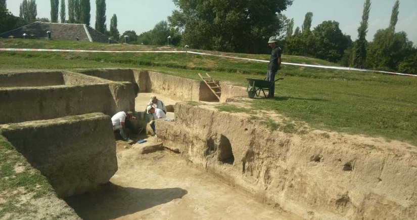 Ancient settlement discovered in Sheki