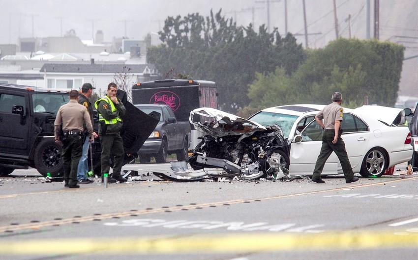 DİN: Yol qəzalarında  2 nəfər ölüb, 3 nəfər xəsarət alıb