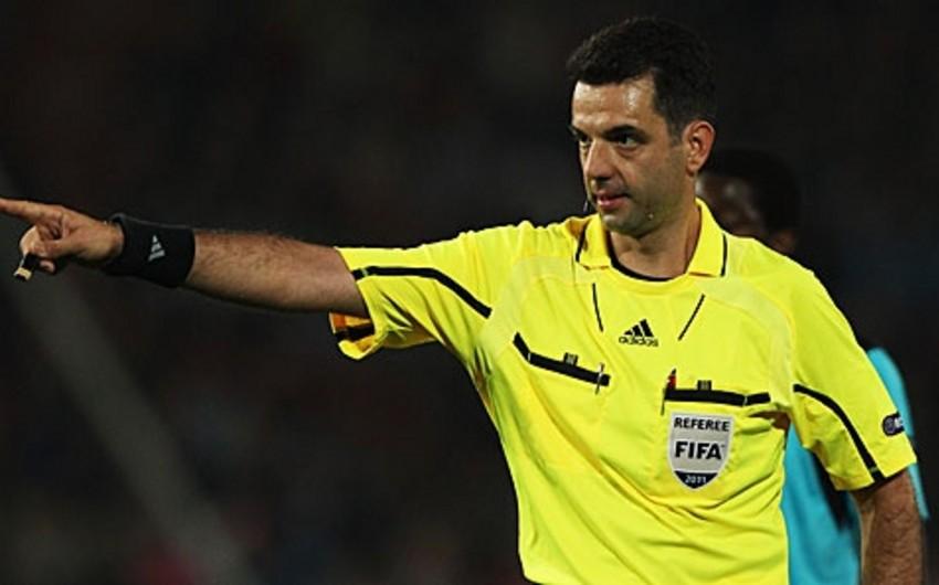 Victoria - Karabakh match referees determined