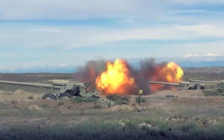 Azerbaijani Army conducts final stage of operational exercises