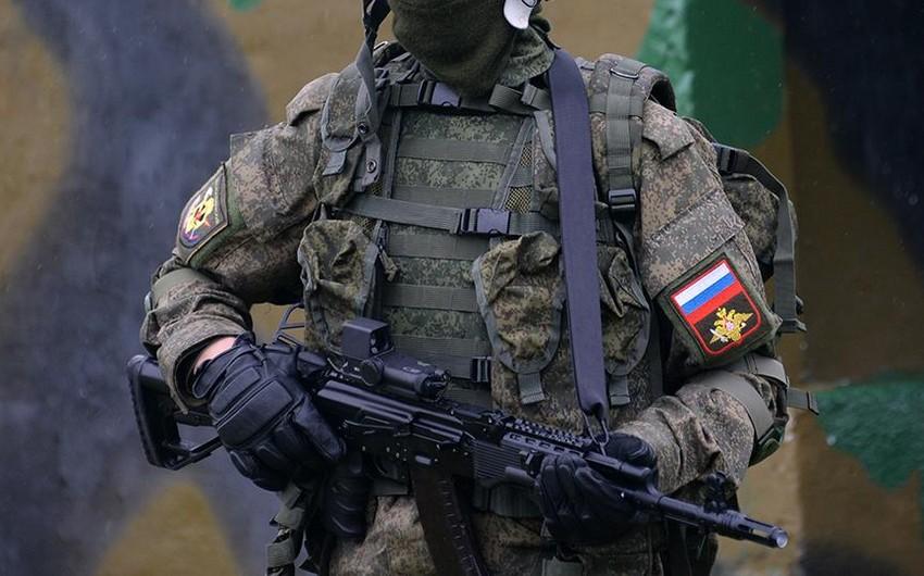 В Армении погиб российский военнослужащий