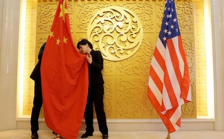 Çin XİN: ABŞ-ı ticarət məsələlərində soyuqqanlılığı qorumağa çağırırıq