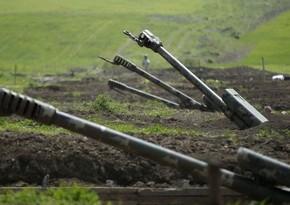 Enemy shells Tartar region