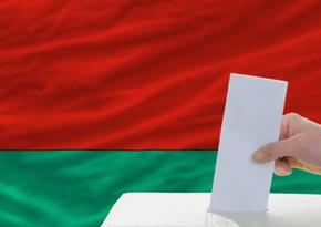 Belarusda seçkilərin ilkin nəticələri açıqlandı