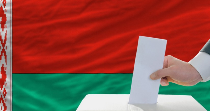 Belarus election: Preliminary results announced