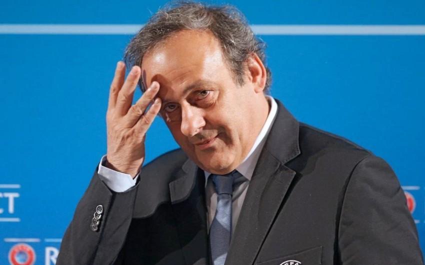 Mişel Platini yenidən futbola qayıdır