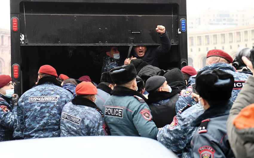 Former Armenian service members to stage protest