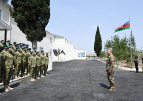 Prezident: Füzuli-Cəbrayıl istiqamətindən bir çox müdafiə xətlərini keçərək azadlığa yol açmışdıq