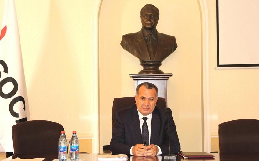 """""""Azneft""""də əməyin mühafizəsinə dair hesabat iclası keçirilib"""