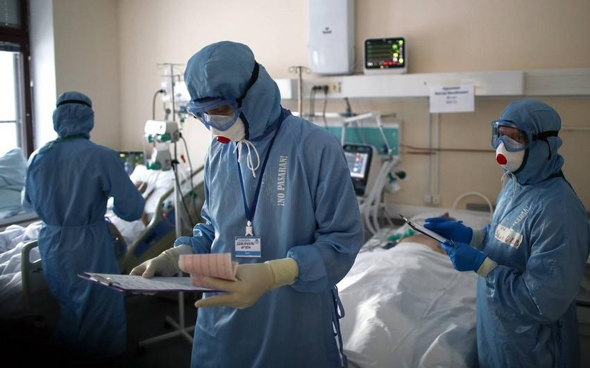 В США число госпитализированных из-за COVID-19 снизилось до уровня ноября