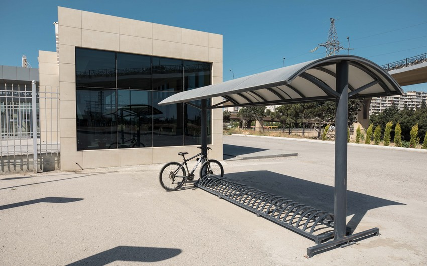 Absheron's railway stations to have bicycle parking