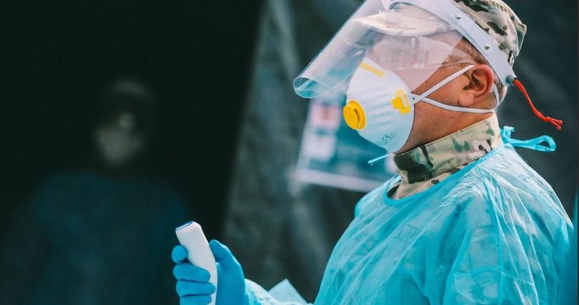 Slovakiyada virusa yoluxanların sayı 223 mini ötüb