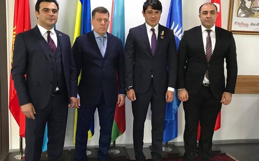 Ukrayna Azərbaycanlıları Radasının təsis qurultayı keçirilir
