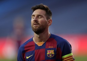 Barselona Messinin maaşını kəsir, atası klub prezidenti ilə görüşəcək