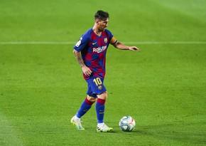 Месси может пропустить три игры Барселоны