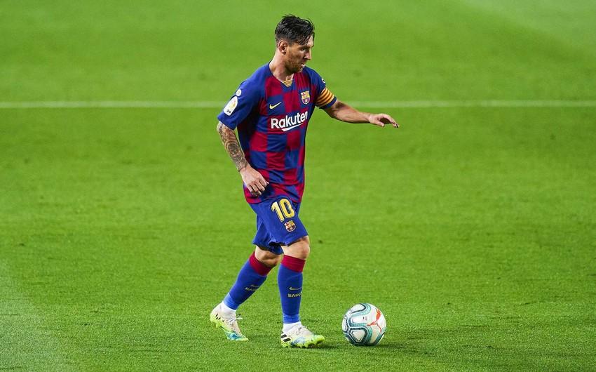 Messi Barselonanın 3 oyununu buraxa bilər