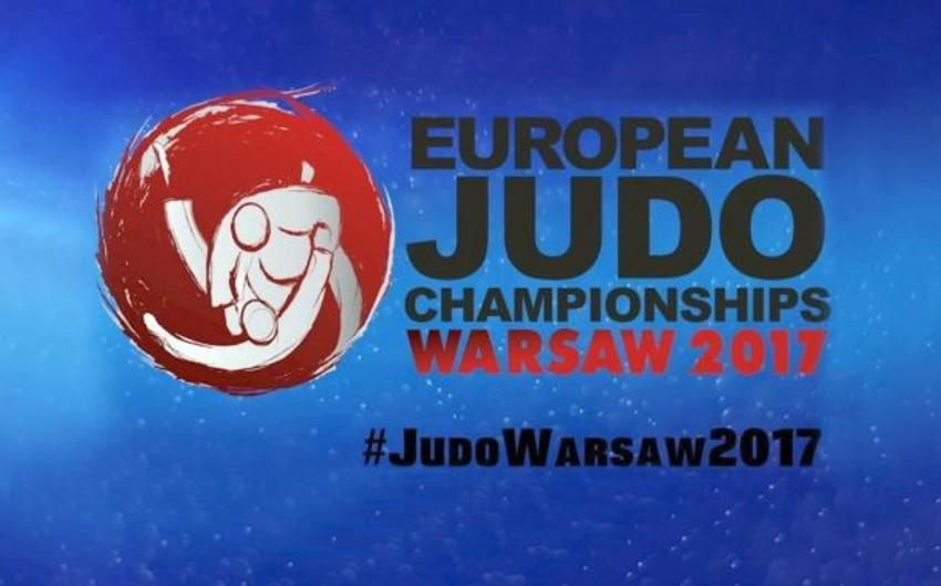 Сегодня четыре азербайджанских дзюдоиста поборются на чемпионате Европы