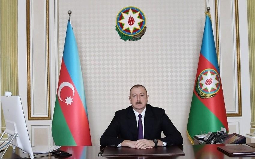 """İlham Əliyev: Azərbaycanda testlərin aparılması üçün 18 laboratoriya fəaliyyət göstərir"""""""