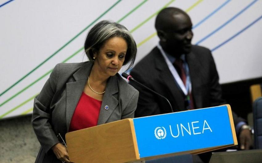 Президентом Эфиопии впервые стала женщина