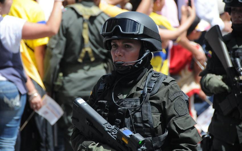 Kolumbiyada 5 nəfər qətlə yetirilib