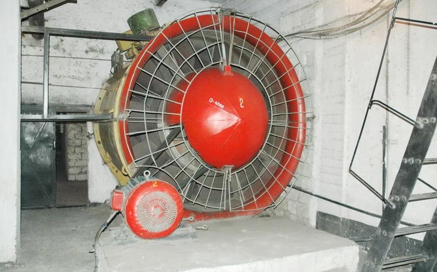 Bakı metrosunda ventilyatorların yay qrafikinin tətbiqinə başlanılıb