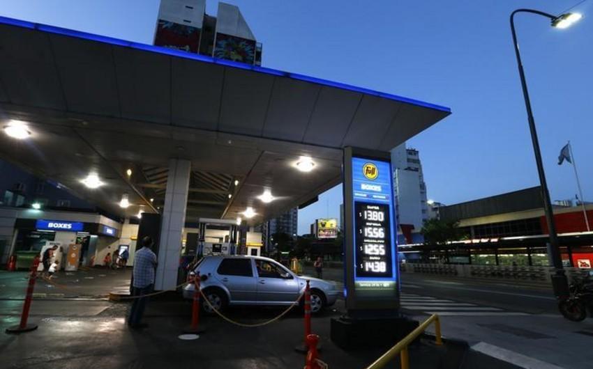 Argentinada neft-qaz sektorunun 23 min işçisi tətilə çıxacaq
