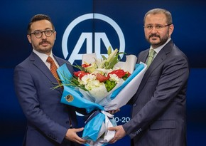 Anadolu agentliyinin rəhbərliyi dəyişib