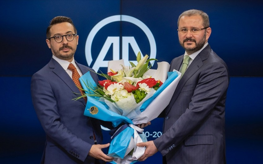 Management of Anadolu Agency replaced