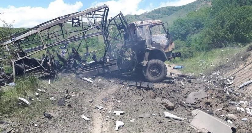Reuters writes about death of Azerbaijani journalists in Kalbajar