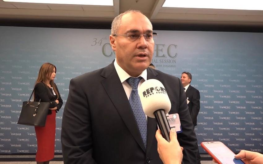 """Səfər Mehdiyev: """"Bu ilin sonuna qədər DGK büdcə proqnozunu artıqlaması ilə yerinə yetirəcək"""""""