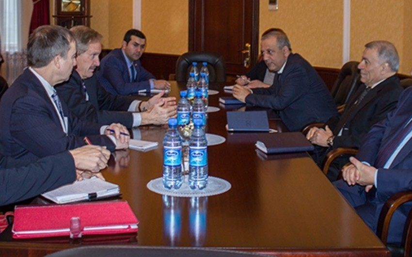 Azerbaijan asks political support from US for further implementation of TAP project
