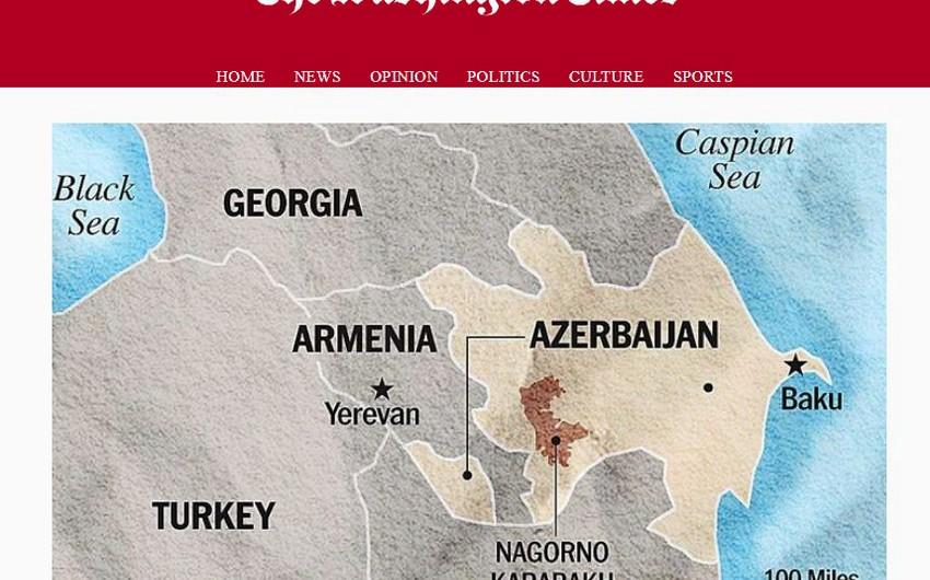 The Washington Times: ABŞ Dağlıq Qarabağdakı separatçıları maliyyələşdirməyi dayandırmalıdır