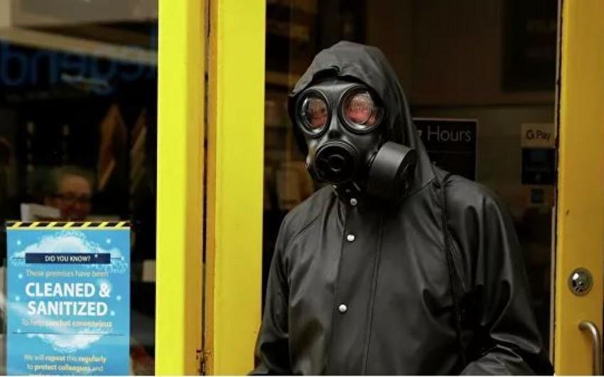 Britaniyada son gündə koronavirusdan yüzlərlə insan öldü