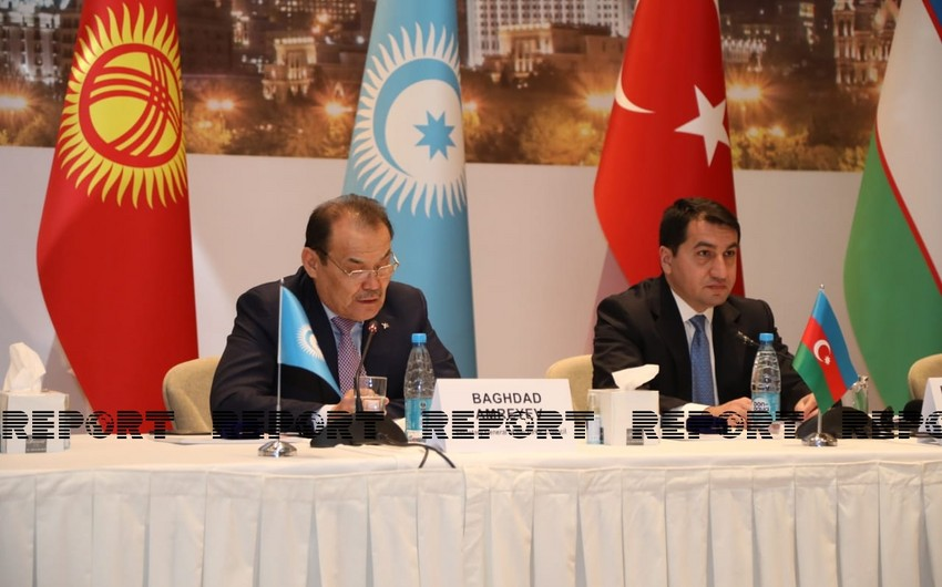 Baghdad Amreyev: Turkic countries will continue to be by Azerbaijan's side