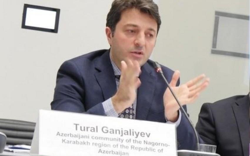 Tural Ganjaliyev appeals to Armenian community of Nagorno-Karabakh