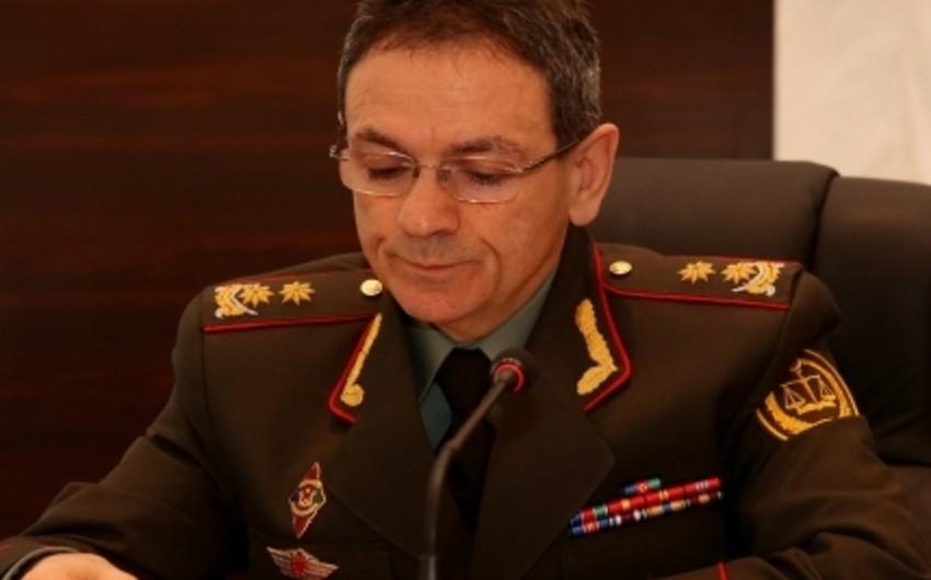 Mədət Quliyev milli təhlükəsizlik nazirinin birinci müavini təyin edilib