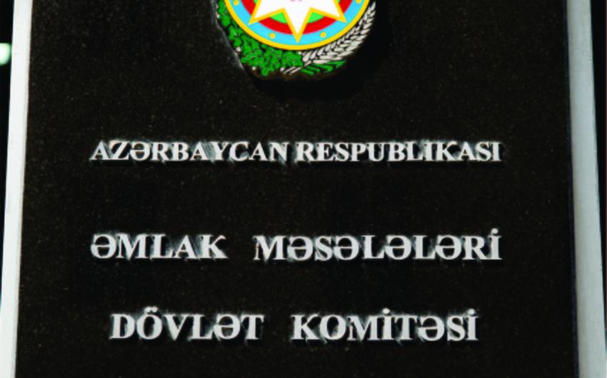 """Əmlak Komitəsi """"Açıq qapı"""" günü təşkil edib"""