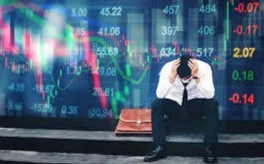 Amerika fond indeksləri ucuzlaşdı