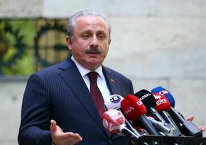 Мустафа Шентоп: Мы рядом с Азербайджаном до победного конца