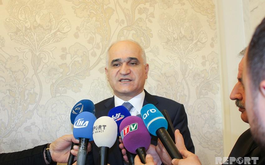 Şahin Mustafayev: Məqsədimiz BTQ layihəsinin imkanlarından maksimum istifadə etməkdir