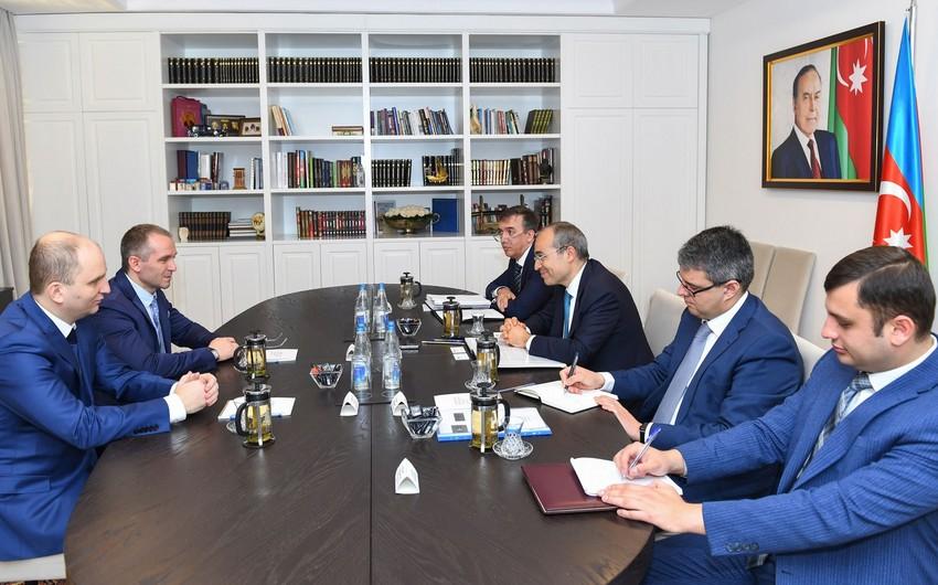 Rusiya və Azərbaycan vergi xidmətlərinin birgə işçi qrupunun iclası keçirilib