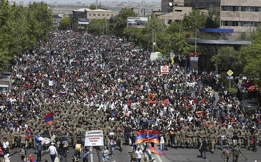Velvet revolution in Armenia - what is going to change? - COMMENT