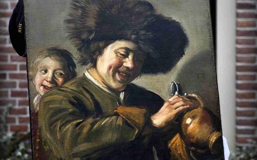 В Нидерландах задержали подозреваемого в краже картин Ван Гога и Хальса