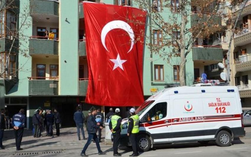 İraqın şimalından raket atılması nəticəsində Türkiyənin 2 hərbçisi şəhid olub, 2-si yaralanıb