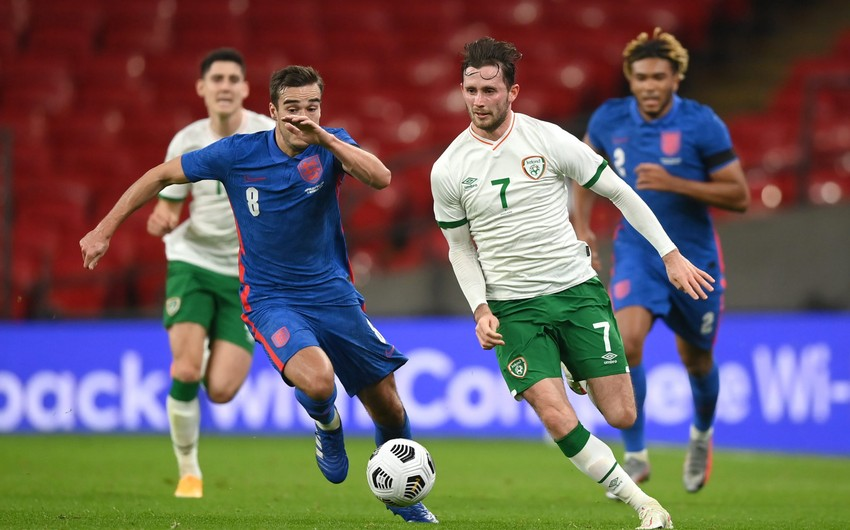 Ireland player tests positive for coronavirus after playing against England