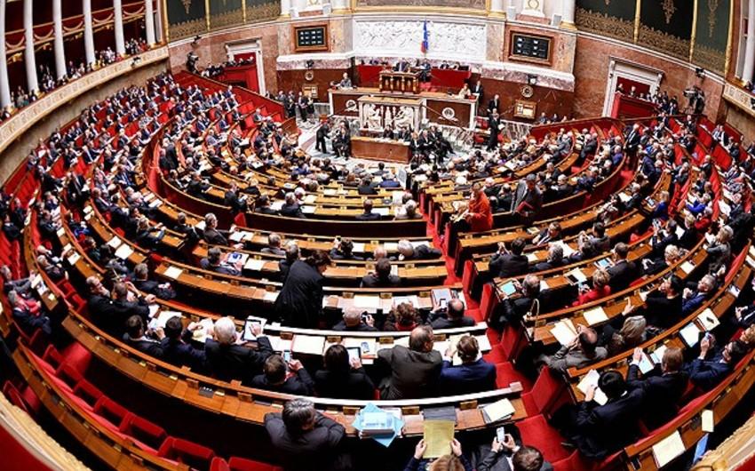Fransa parlamenti Fələstin dövlətinin tanınması haqqında qərar layihəsini qəbul edib